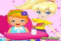 free polly pocket games fan free games