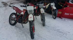 yamaha dt 125 cm 1987 ylitornio motorcycle nettimoto