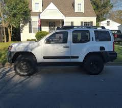2004 nissan xterra lifted show me your 3
