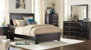 bedroom black furniture black queen bedroom sets for sale 5 6 piece suites