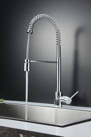 Kitchen Sink And Faucets by Ruvati Rvc2601 Stainless Steel Kitchen Sink And Chrome Faucet Set