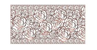 styles of laser cutting designs decorative metal supplier