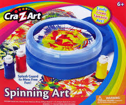 amazon com cra z art magic spinning art machine toys u0026 games