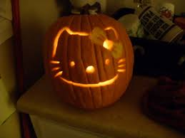 pumpkin ideas carving hello kitty pumpkin carving tutorial holiday page 4 hello kitty