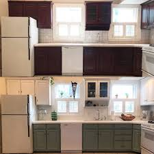 no prep kitchen cabinet paint how to update your kitchen cabinets using chalk paint