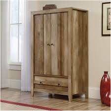 Cherry Computer Armoire by Armoire Sauder Armoire Canada Shoal Creek 6 Drawer Oiled Oak