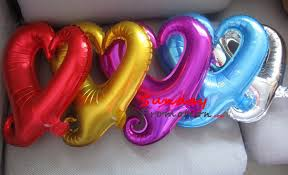 valentines balloons wholesale heart shaped balloons wholesale valentines balloons