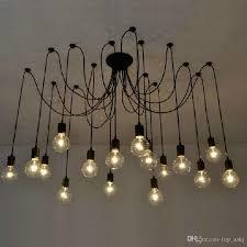 discount 3 6 8 10 12 14 16heads mordern nordic retro edison bulb
