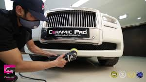 roll royce karnataka ceramic pro bangalore rolls royce ghost youtube