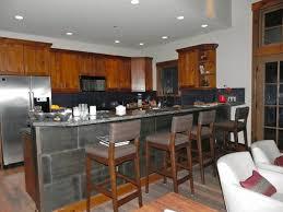 Dark And Light Kitchen Cabinets Metal Kitchen Backsplash Ideas Plain Matte White Wooden Kitchen