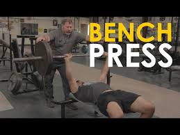 Bench Press By Yourself Everything You Need To Know To Master The Bench Press Safely