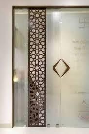 Arabic Door Design Google Search Doors Pinterest by Image Result For Glass Door Designs For Pooja Room Temple