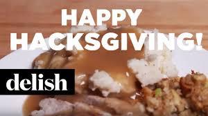 thanksgiving mashed potatoes and gravy 3 amazing mashed potato hacks to try this thanksgiving delish