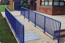 Plastic Handrail Plastic Coating F U0026m Powder Coating Specialists