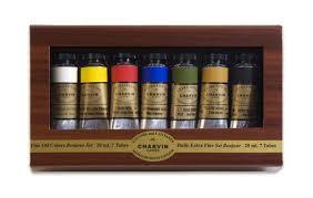 charvin extra fine professional oil painting sets jerry u0027s artarama