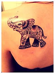 What Do Elephant Tattoos Elephant Elephant Pretty