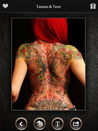 virtual tattoo maker ink art on the app store
