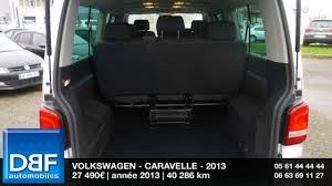 volkswagen caravelle trunk annonce occasion volkswagen caravelle 2 0 tdi 140 bmt fap