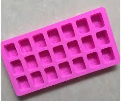 mahjong ustensile de cuisine mahjong silicone cake mold jelly baking molds baking