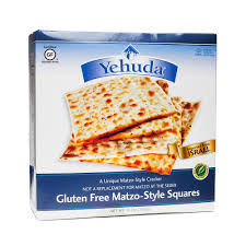 gluten free passover products unflavored gluten free matzo style squares thrive market