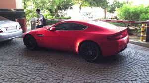 chrome aston martin chrome matte aston martin vantage youtube