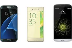 android best best android smartphone samsung galaxy s7 vs lg g5 vs sony xperia x