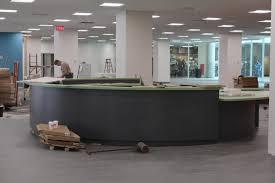Dollar Floor by Downtown Syracuse Library Undergoes Multi Million Dollar