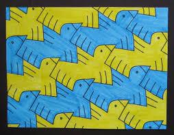 tessellations teachkidsart