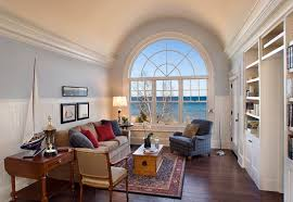 the perfect living room to use nautical decor to create the perfect living room