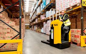 yale launches new pallet truck