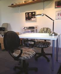 manicure table with built in led light show us your manicure tables style nails magazine