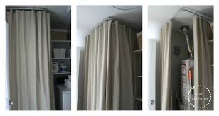 Fitting Curtain Track Images Of Flexible Ceiling Curtain Track Kitchen And Garden Pics