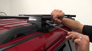 Ors Roof Racks by Review Of The Yakima Roof Rack On A 2010 Jeep Patriot Etrailer