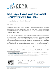 Social Security Research Paper Issuelab Government Reform