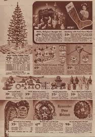 decorations in sears catalog 1940