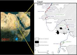 Rivers In Africa Map by The River Nile Homepage