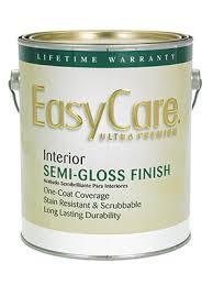 easy care true value easycare semigloss interior paint review