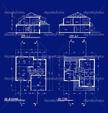 House Plan Blueprints Story Porch House Plan Blueprints Construction Drawings Sds Plans
