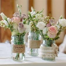 Mason Jar Wedding Decorations The 25 Best Jam Jar Wedding Ideas On Pinterest Jam Jar Flowers