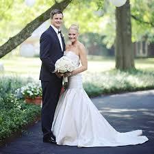 and black wedding timeless backyard indiana wedding wedding real weddings gallery