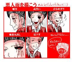 Evil Face Meme - crocker euler evil face meme by serketxxi on deviantart