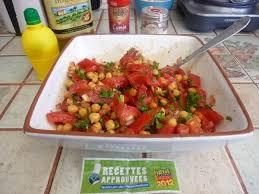 cuisiner coeur de boeuf verrine de coeur de boeuf et pois chiches à la marocaine