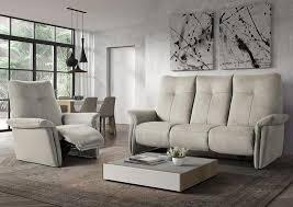 canapé dossier haut acheter votre canapé 2 places bicolore haut de dossier chez simeuble