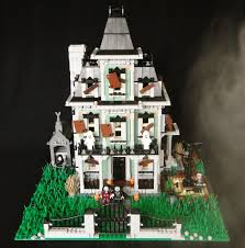 haunted house mod 10228 lego pinterest haunted houses lego
