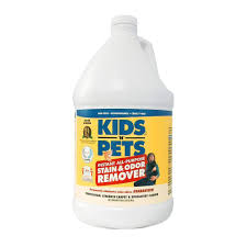 Carpet And Upholstery Cleaner Kids N Pets 128 Oz Stain And Odor Remover 9 The Home Depot