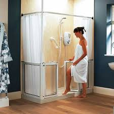Different Types Of Flooring For Bathrooms Some Different Types Of Walk In Shower Enclosures Home Design