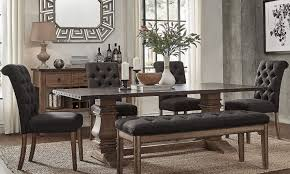 black dining table and hutch small modern dining room sets buy set all black round formal elegant