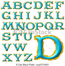 stock images of abc alphabet lettering design alphabet lettering