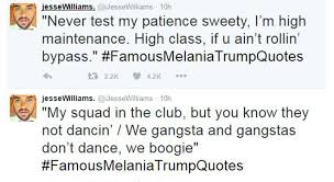 Funny Twitter Memes - funny the best memes tweets about melania trump s speech