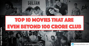 10 highest grossing indian films maximum box office collection